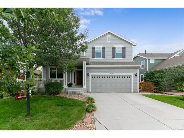 1029 Mircos Street, Erie, CO 80516 (MLS #8305136) :: 8z Real Estate