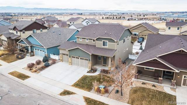 6940 Fireside Drive, Timnath, CO 80547 (#8305252) :: The DeGrood Team