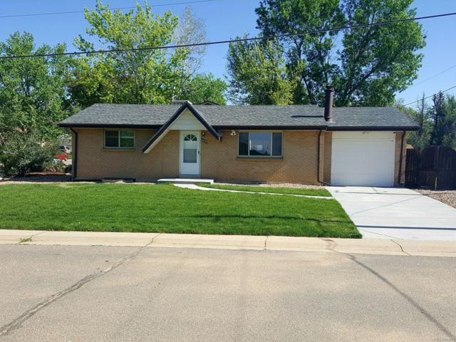 5475 W 63rd Avenue, Arvada, CO 80003 (MLS #8305563) :: 8z Real Estate