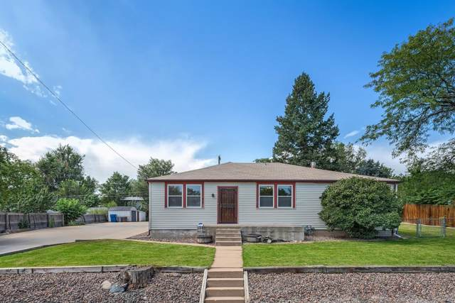 3335 S Alcott Street, Englewood, CO 80110 (MLS #8305627) :: 8z Real Estate