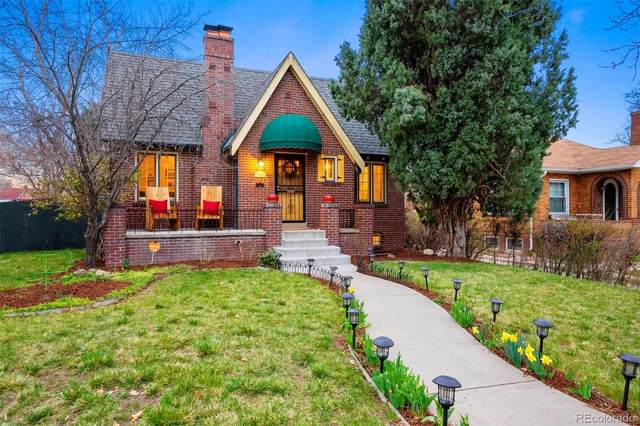 1401 Dahlia Street, Denver, CO 80220 (#8305767) :: Wisdom Real Estate