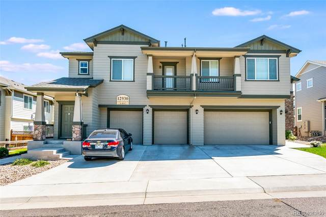 12930 Grant Circle B, Thornton, CO 80241 (MLS #8305829) :: 8z Real Estate