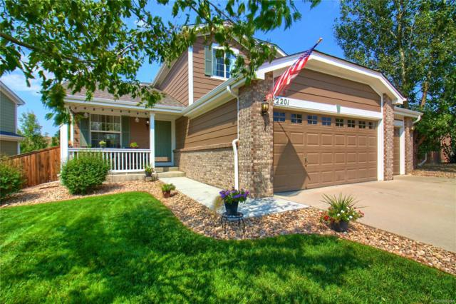 2201 Indian Paintbrush Way, Erie, CO 80516 (#8305895) :: The HomeSmiths Team - Keller Williams