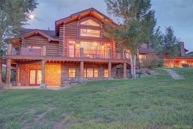 25430 Rainbow Ridge, Steamboat Springs, CO 80487 (MLS #8306026) :: 8z Real Estate