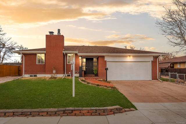 9019 W 57th Avenue, Arvada, CO 80002 (MLS #8306338) :: Keller Williams Realty