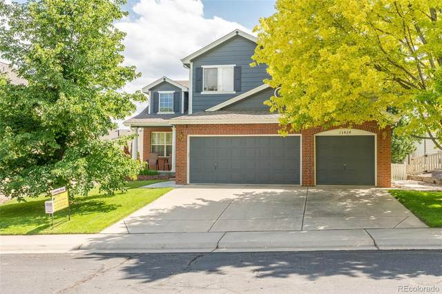 13424 W 62nd Place, Arvada, CO 80004 (MLS #8306620) :: 8z Real Estate