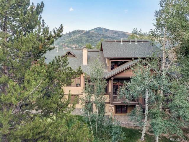 2683 Waterstone Lane #3, Steamboat Springs, CO 80487 (#8306734) :: Berkshire Hathaway HomeServices Innovative Real Estate