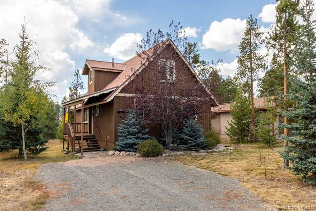 262 Gcr 4941, Grand Lake, CO 80447 (#8306932) :: HomeSmart Realty Group