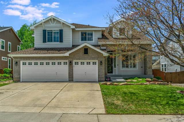9877 Arthur Lane, Highlands Ranch, CO 80130 (#8307248) :: The Gilbert Group