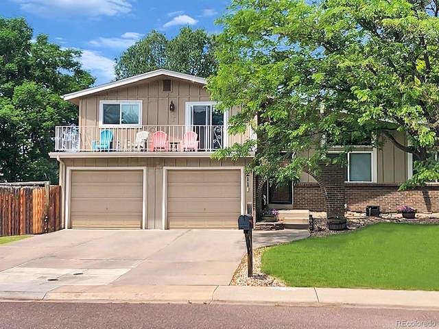 8211 S Marshall Court, Littleton, CO 80128 (MLS #8307365) :: 8z Real Estate
