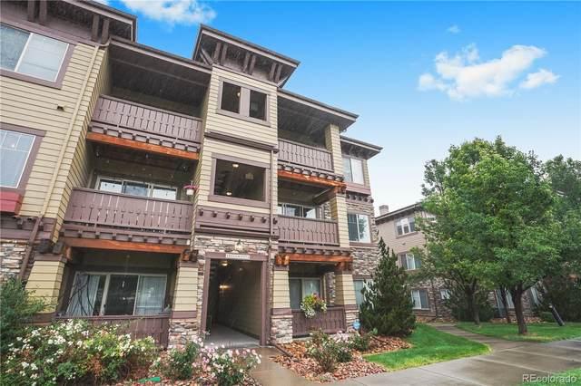 16650 Las Ramblas Lane F, Parker, CO 80134 (MLS #8307582) :: Neuhaus Real Estate, Inc.