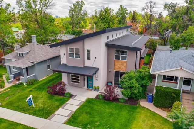 2958 W 40th Avenue, Denver, CO 80211 (#8307913) :: The Peak Properties Group