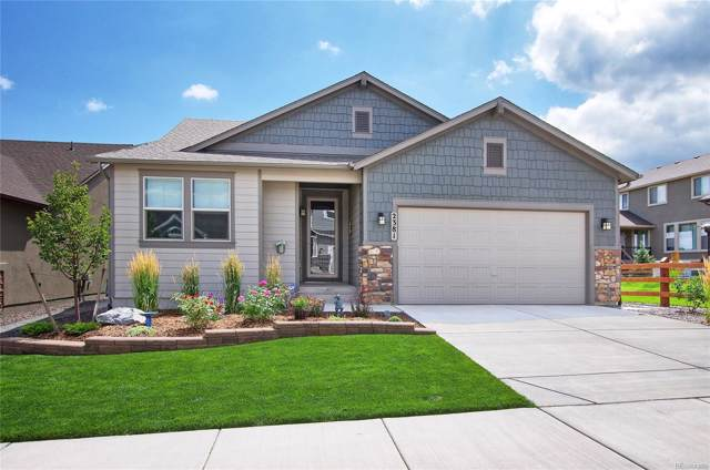 2381 Pelican Bay Drive, Monument, CO 80132 (MLS #8308022) :: 8z Real Estate