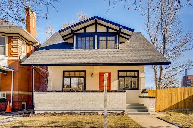 1552 Monroe Street, Denver, CO 80206 (#8308722) :: Venterra Real Estate LLC