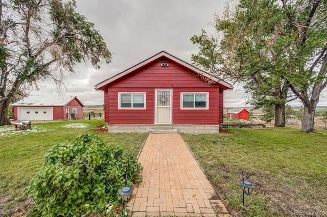 1671 N State Highway 83, Franktown, CO 80116 (MLS #8309415) :: 8z Real Estate