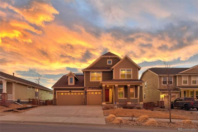 9517 Iron Mountain Way, Arvada, CO 80007 (#8309630) :: The Griffith Home Team