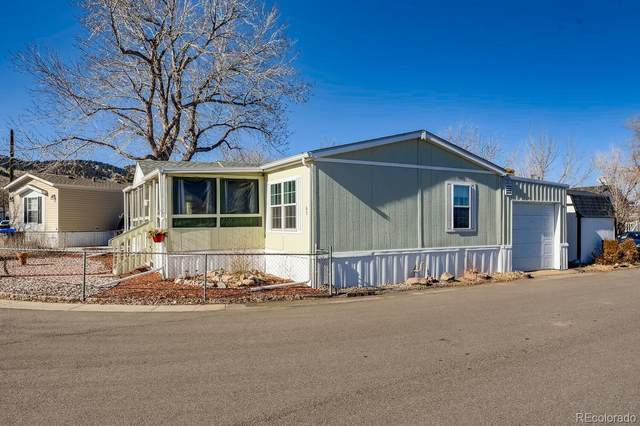 65 Zurich Street, Golden, CO 80401 (#8309722) :: The HomeSmiths Team - Keller Williams