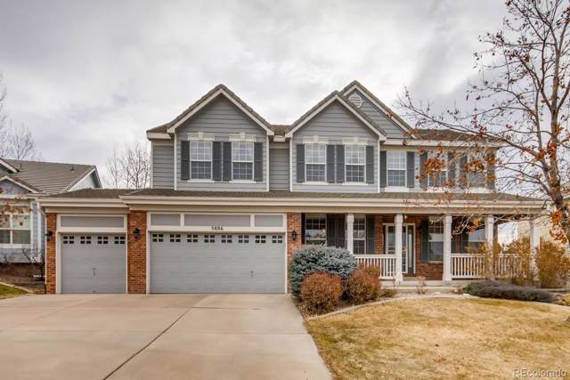 5886 S Genoa Court, Aurora, CO 80015 (#8309927) :: The Gilbert Group