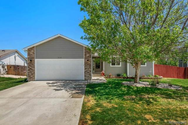 3215 Mammoth Circle, Wellington, CO 80549 (MLS #8309971) :: Kittle Real Estate