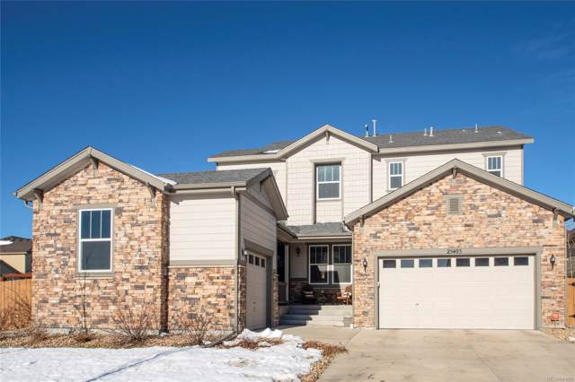 25403 E Aberdeen Drive, Aurora, CO 80016 (#8310172) :: The Peak Properties Group