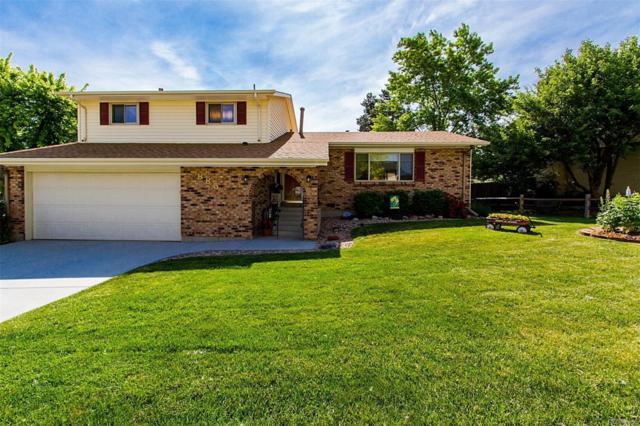 885 Mercury Circle, Littleton, CO 80124 (#8310249) :: Bring Home Denver