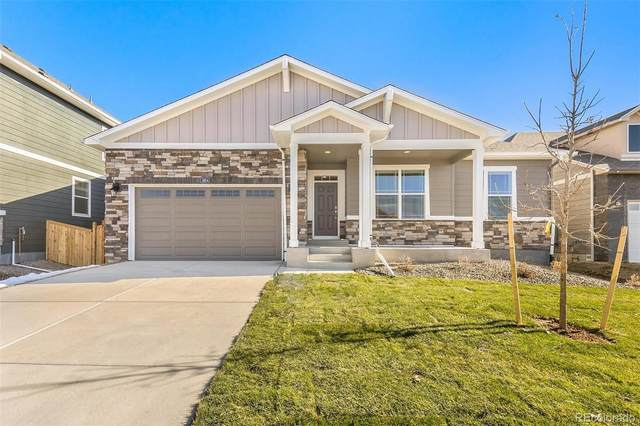 536 N Golden Eagle Parkway, Brighton, CO 80601 (#8310273) :: Real Estate Professionals