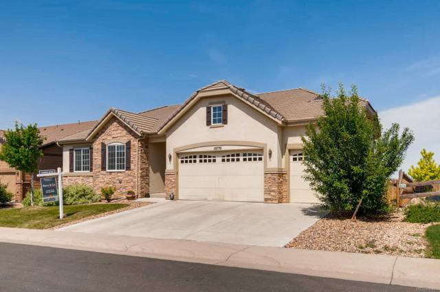 10770 Hillrose Street, Parker, CO 80134 (#8310325) :: Structure CO Group