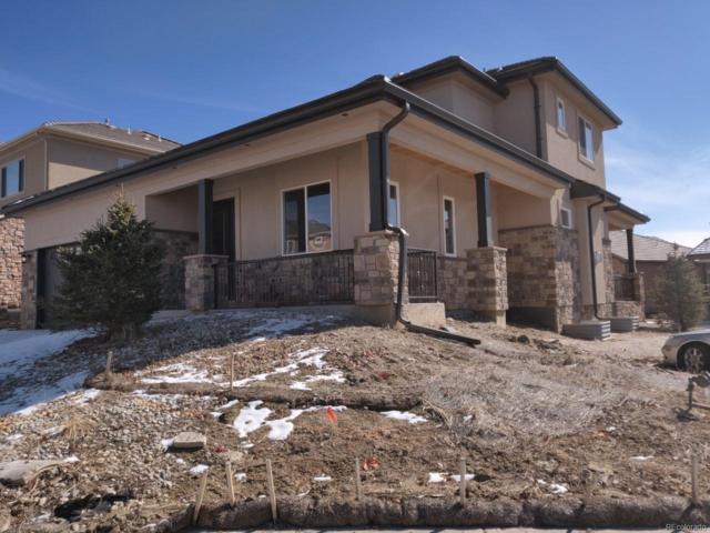 22504 E Peakview Place, Aurora, CO 80016 (MLS #8310841) :: 8z Real Estate