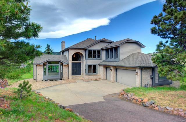 469 Buffalo Bill Circle, Golden, CO 80401 (MLS #8310914) :: 8z Real Estate