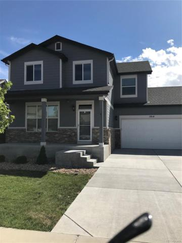 1814 Basil Street, Strasburg, CO 80136 (#8311017) :: The DeGrood Team