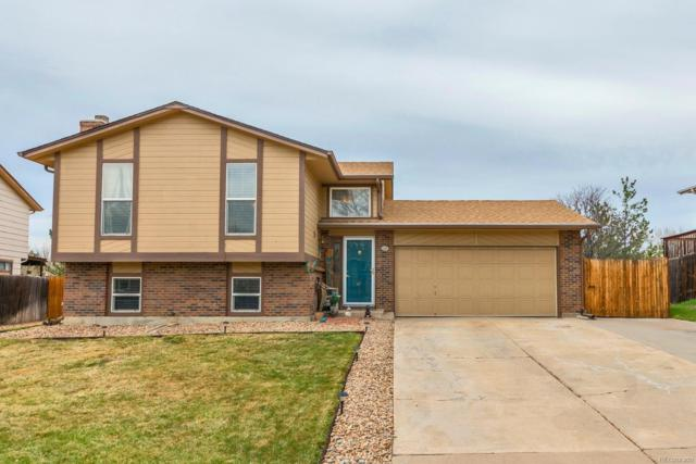 4405 E 107th Place, Thornton, CO 80233 (#8311147) :: The Pete Cook Home Group