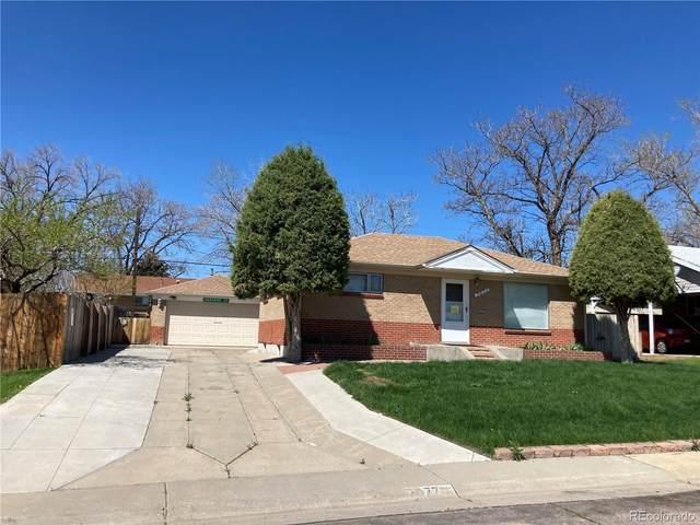 7071 Ruth Way, Denver, CO 80221 (#8311308) :: Wisdom Real Estate