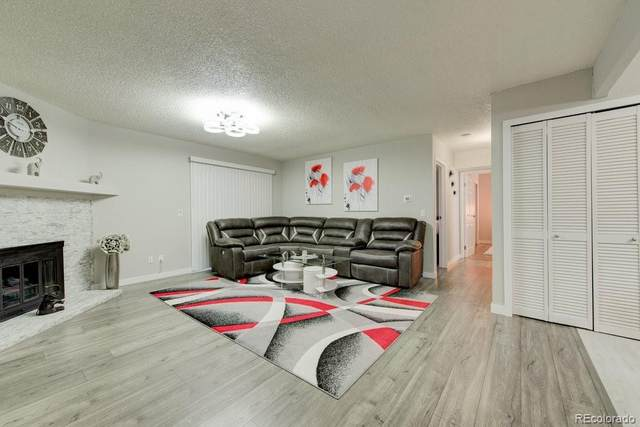 3345 S Ammons Street #102, Lakewood, CO 80227 (#8311356) :: Sultan Newman Group
