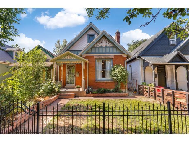 128 W Cedar Avenue, Denver, CO 80223 (MLS #8311408) :: 8z Real Estate