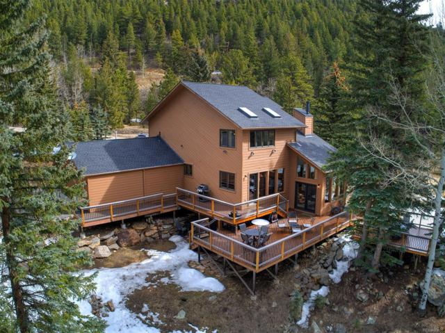 2801 Witter Gulch Road, Evergreen, CO 80439 (MLS #8311729) :: 8z Real Estate