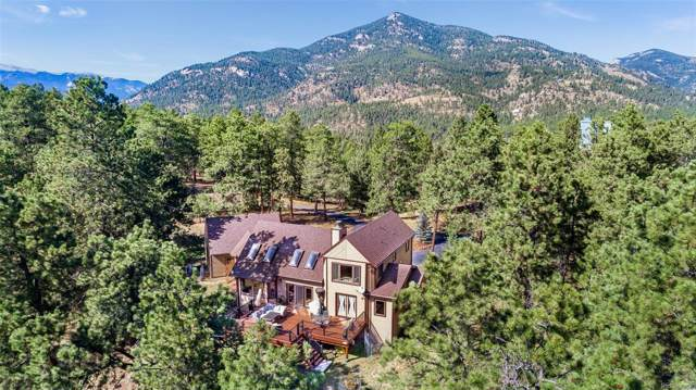 281 Potato Patch Circle, Evergreen, CO 80439 (MLS #8311888) :: 8z Real Estate