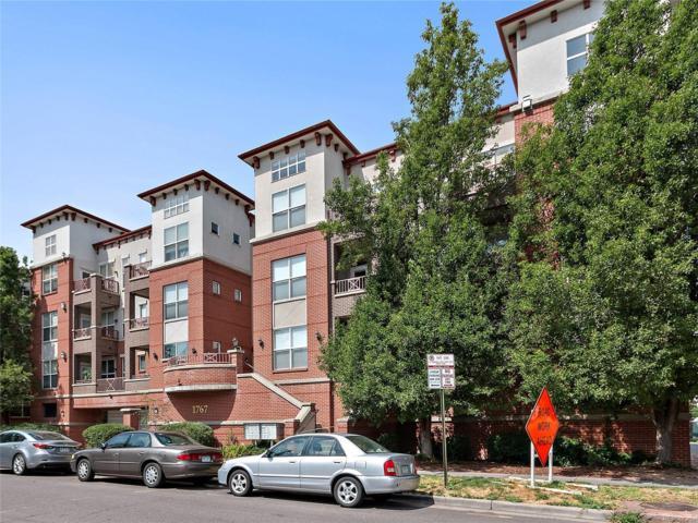 1767 Pearl Street #106, Denver, CO 80203 (#8312451) :: Bring Home Denver
