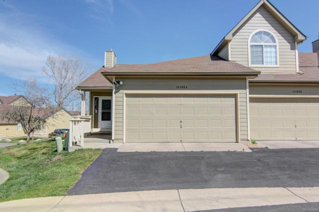 10389 W Fair Avenue A, Littleton, CO 80127 (#8312475) :: The Peak Properties Group