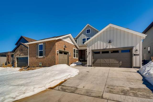7188 Copper Sky Circle, Castle Pines, CO 80108 (#8312657) :: HomeSmart