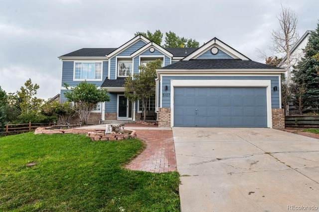 5107 Red Oak Way, Parker, CO 80134 (MLS #8312809) :: Keller Williams Realty
