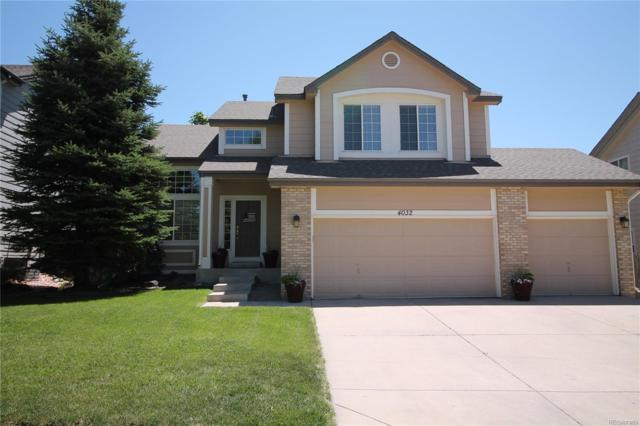 4032 S Killarney Way, Aurora, CO 80013 (#8312907) :: James Crocker Team