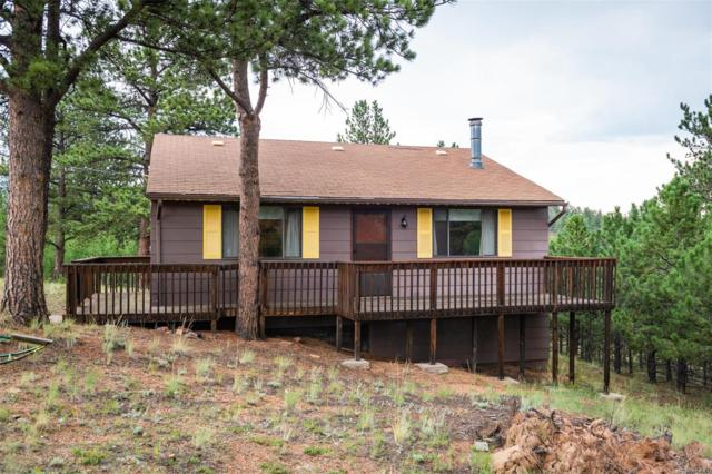 178 & 192 Fitzsimmons Road, Bailey, CO 80421 (#8313387) :: The Peak Properties Group