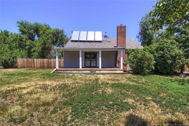 11645 W 12th Avenue, Lakewood, CO 80401 (#8313437) :: The DeGrood Team