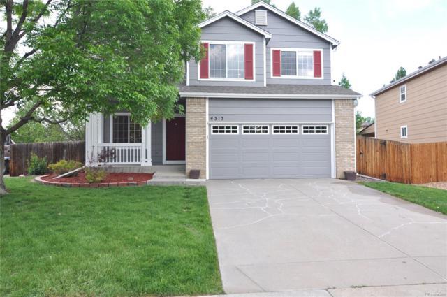 4313 E Bennington Avenue, Castle Rock, CO 80104 (MLS #8314062) :: 8z Real Estate