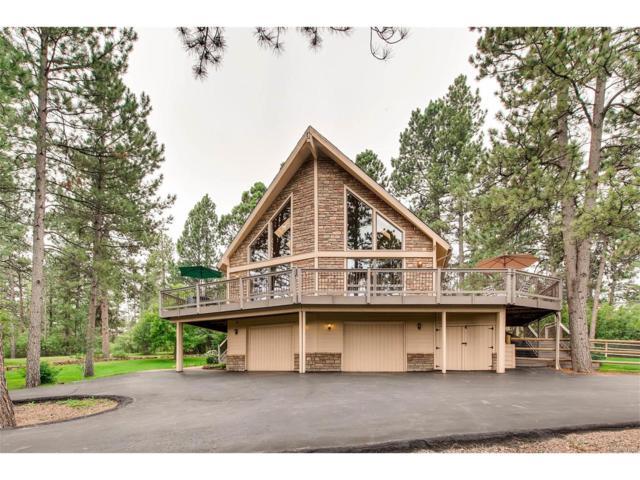 323 Fallow Deer Road, Franktown, CO 80116 (MLS #8314104) :: 8z Real Estate