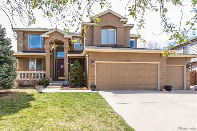5628 W Long Place, Littleton, CO 80123 (#8314409) :: West + Main Homes