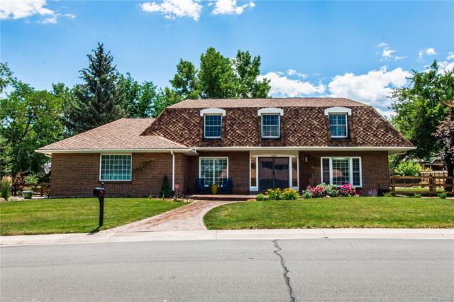 5150 W Plymouth Drive, Littleton, CO 80128 (MLS #8314459) :: 8z Real Estate