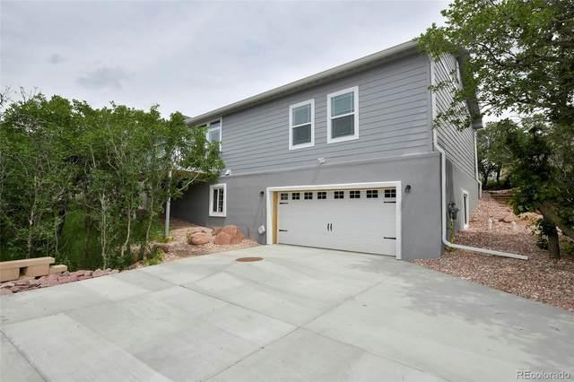 733 Meadow Lane, Palmer Lake, CO 80133 (MLS #8314653) :: Find Colorado