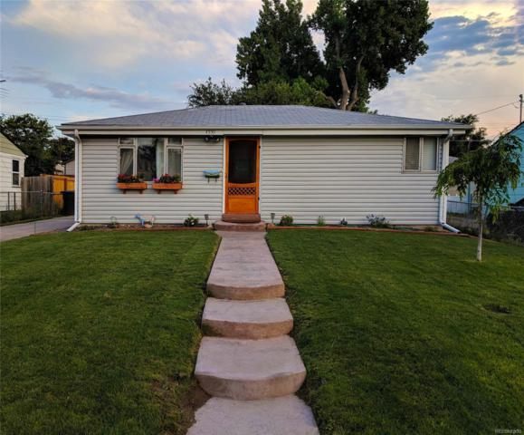 4550 W Center Avenue, Denver, CO 80219 (MLS #8314659) :: Bliss Realty Group