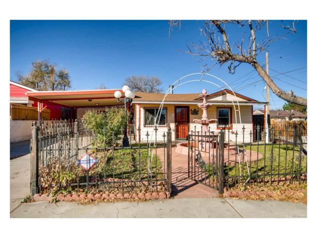919 S Raleigh Street, Denver, CO 80219 (MLS #8314961) :: 8z Real Estate